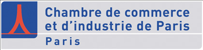 Logo de la chambre de commerce et d industrie de paris for Chambre de commerce et d industrie de paris ccip